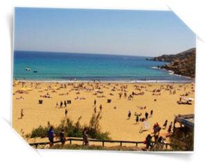 Väder sommar Malta augusti