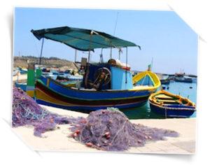 Sommar på Malta juni