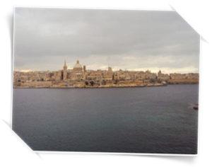 Väder Malta höst