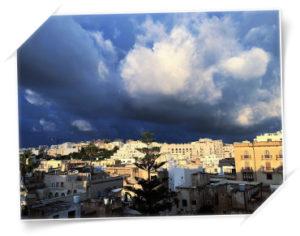 Väder Malta regn
