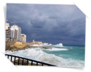 Väder Malta vinter