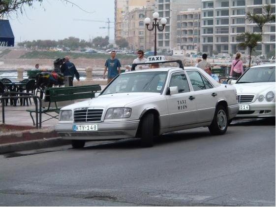 Vit taxi Malta