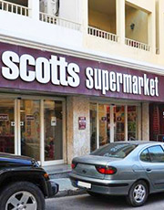 Scotts Matbutik Malta