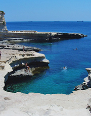 Peters Pool, Malta