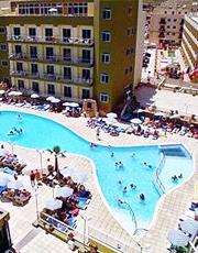 Topaz Hotell Malta